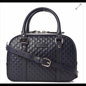 Authentic NEW Gucci GG Guccissima  bag